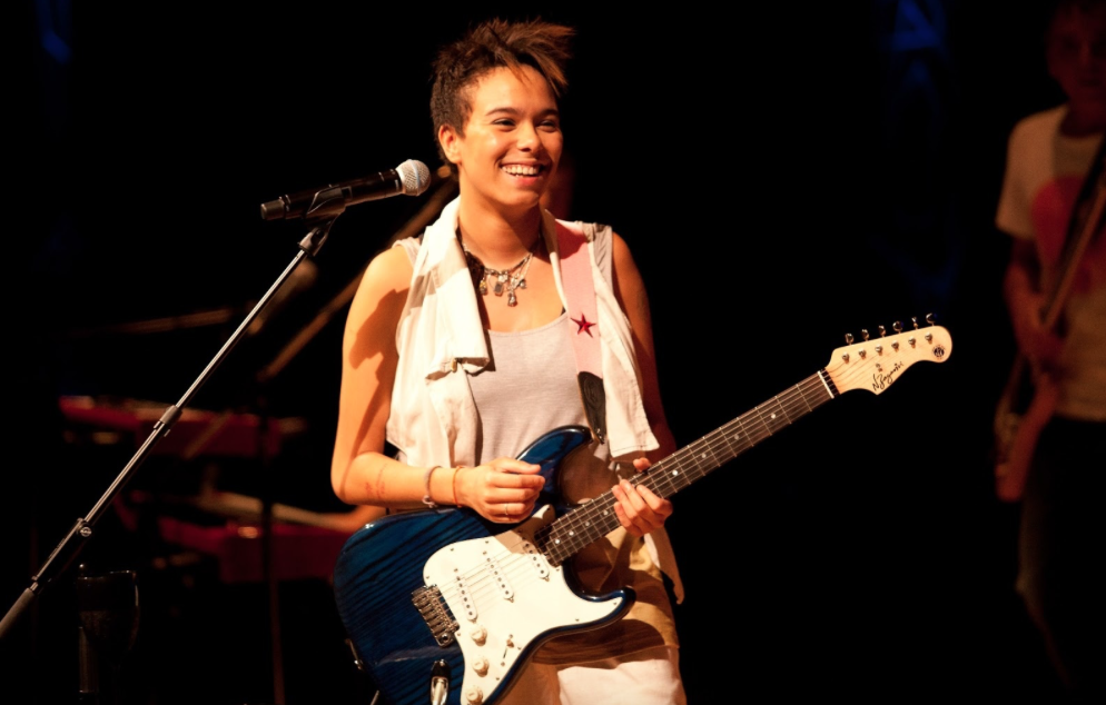 Maria Gadú artiste brésilienne