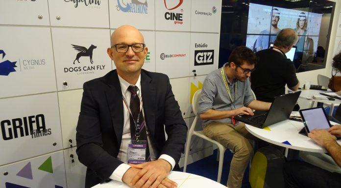 Igor Germano, chef de la division audiovisuelle du ministère brésilien des Relations extérieures.