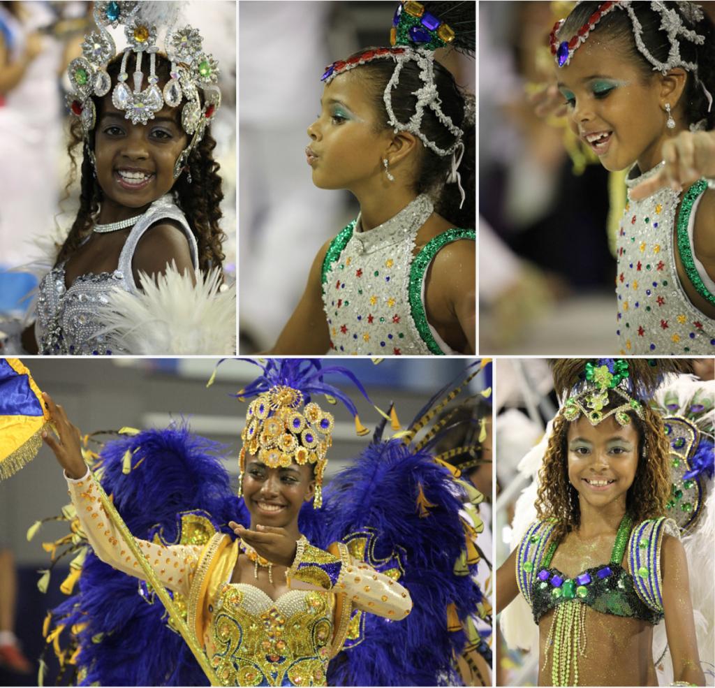 Carnaval de Rio par Antonio Cançado - brasil.fr