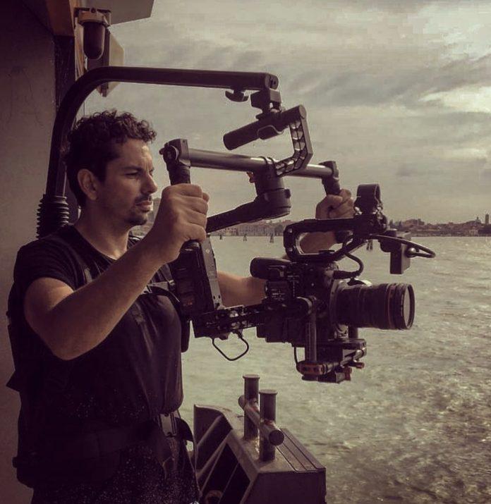 Pablo Chasseraux, réalisateur des